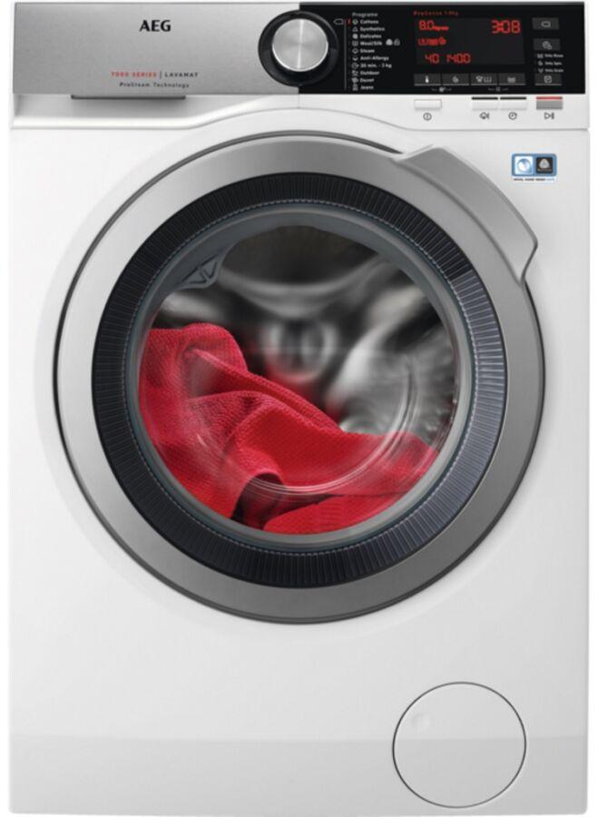 AEG L7FEC48S szabadonálló elöltöltős mosógép 914550037
