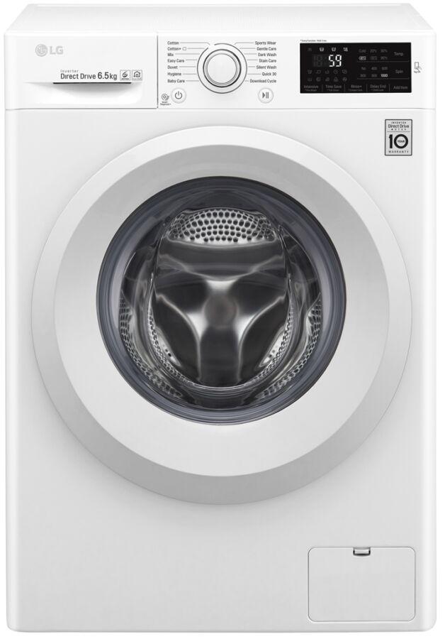Image of LG F0J5WN3W szabadonálló elöltöltős mosógép