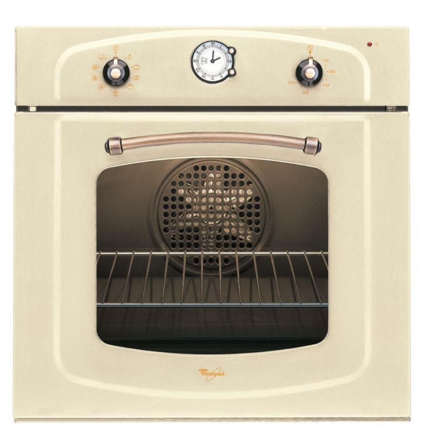 Whirlpool AKP 288/JA rusztikus beépíthető sütő 857728801520