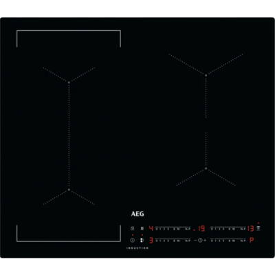 AEG IKE64441IB beépíthető indukciós kerámia főzőlap