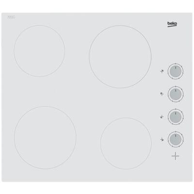 Beko HIC-64100 W beépíthető üvegkerámia főzőlap