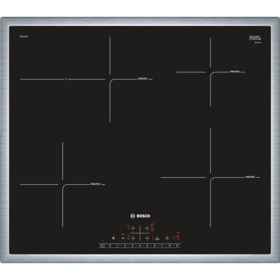 Bosch Serie6 PIF645FB1E beépíthető indukciós kerámia főzőlap