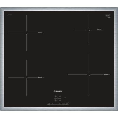 Bosch Serie4 PUE645BB1E beépíthető indukciós kerámia főzőlap