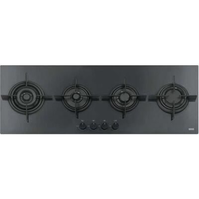 Franke Crystal Black FHCR 1204 3G TC HE BK C beépíthető üveg-gáz főzőlap