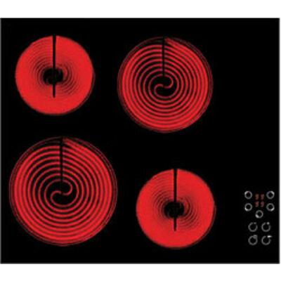 Mekappa HVA11S-T4TCH üvegkerámia főzőlap - Lava