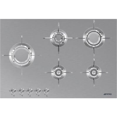 SMEG PXL675L beépíthető gáz főzőlap - inox