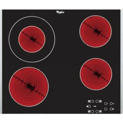 Whirlpool AKT 8130/LX beépíthető kerámia főzőlap
