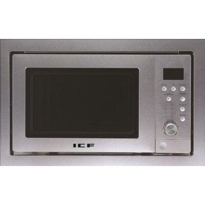 ICF 475 beépíthető mikrohullámú sütő