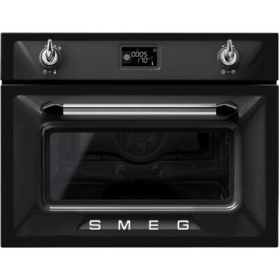SMEG SF4920MCN1 beépíthető kompakt sütő - mikrohullámú sütő