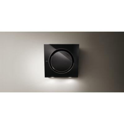 Elica Mini OM BL/F/55 design páraelszívó - fekete üveg