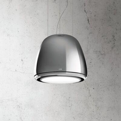 Elica Edith Basic HEAVYMETAL/F/50 függesztett páraelszívó - fényes rozsdamentes acél