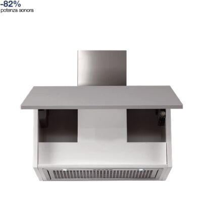 FALMEC GRUPPO INCASSO NRS 50 felső szekrénybe és kürtőbe építhető páraelszívó - inox / üveg