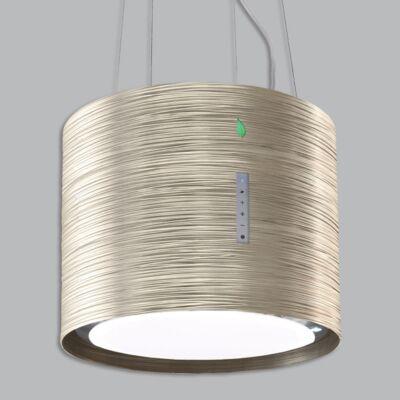 FALMEC TWISTER E.Ion fali páraelszívó - titanium