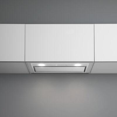 FALMEC GRUPPO INCASSO MURANO 70 felső szekrénybe és kürtőbe építhető páraelszívó - fehér