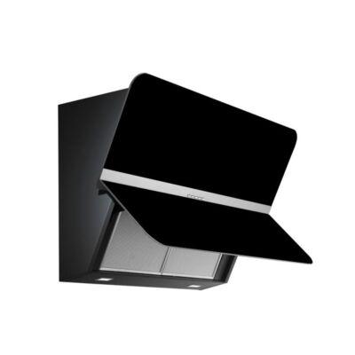 FALMEC FLIPPER 85 NRS fali páraelszívó - fekete üveg