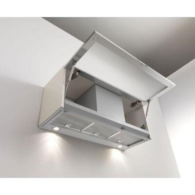 Kdesign K11-90 felső szekrénybe vagy kürtőbe építhető páraelszívó - inox