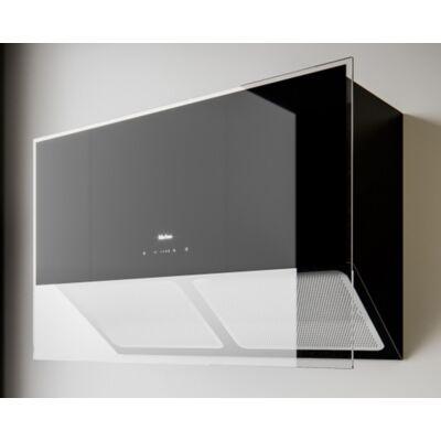Sirius SLTC 110 fali páraelszívó - fekete üveg