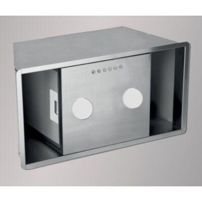 Sirius SL 900 70 felső szekrénybe és kürtőbe építhető páraelszívó - inox