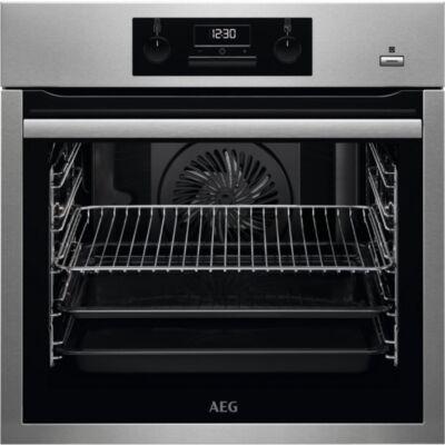 AEG BES351110M beépíthető multifunkciós gőz sütő