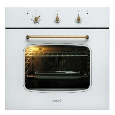 CATA MR 608 I WH fehér beépíthető sütő