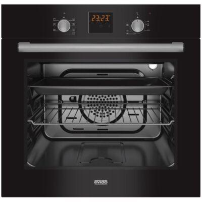 Evido Comfort 60B beépíthető multifunkciós sütő - fekete