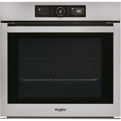Whirlpool OAKZ9 6200 CS IX beépíthető multifunkciós sütő
