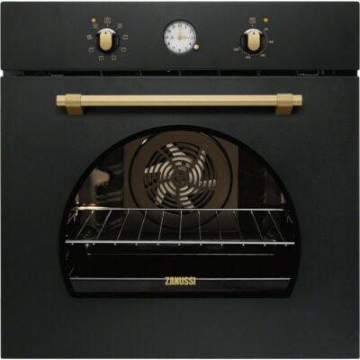 ZANUSSI ZOB33701CR beépíthető rusztikus sütő