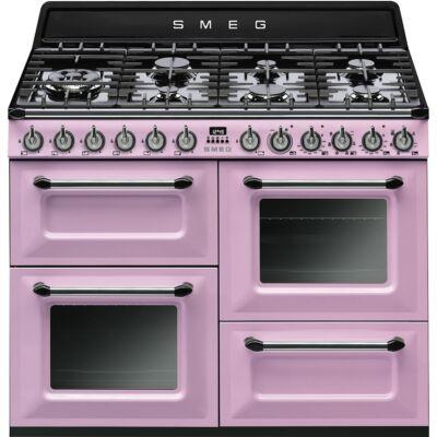 SMEG TR4110RO szabadonálló kombinált tűzhely - COOKER - rózsaszín