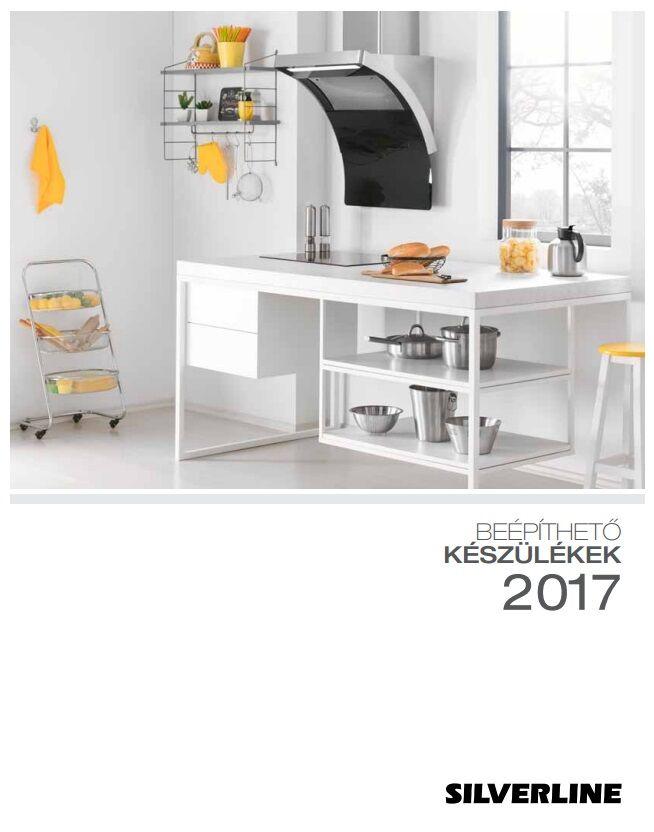 konyhagép katalógus - 2017